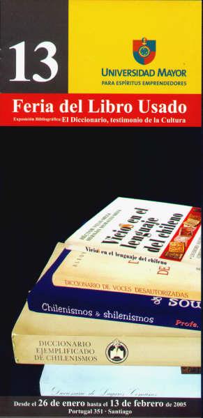 XXVII Feria del Libro Usado