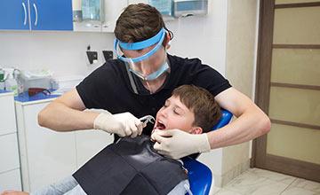Especialidad En Odontopediatría