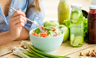 Webinar: Claves para mantener una alimentación adecuada en cuarentena
