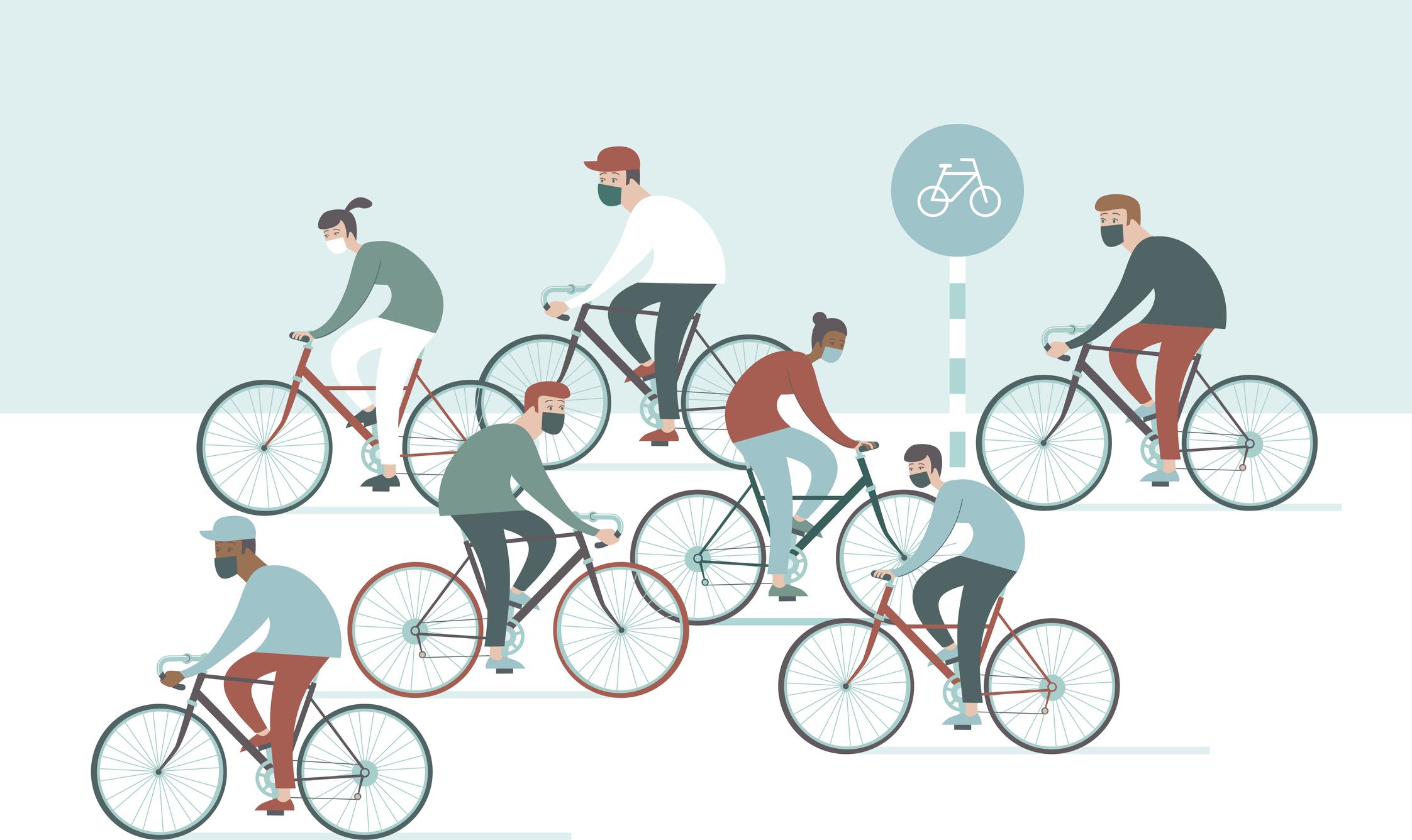 Webinar: Movilidad postpandemia: ¿cuál es el desafío para tener ciclistas seguros?