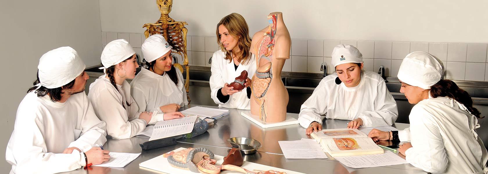 Carrera Medicina Santiago - Universidad Mayor